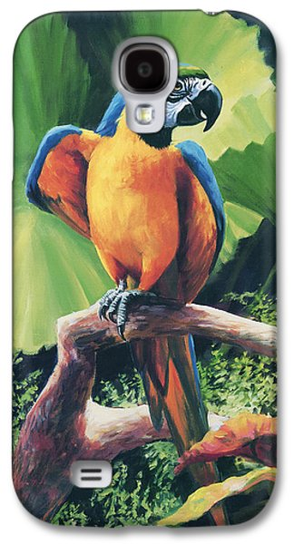 You Got To Be Kidding Galaxy S4 Case by Laurie Hein