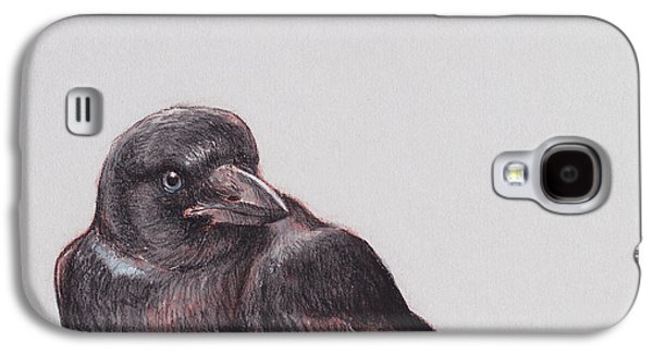Young Crow 2 Galaxy S4 Case
