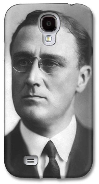 Young Franklin Delano Roosevelt Galaxy S4 Case