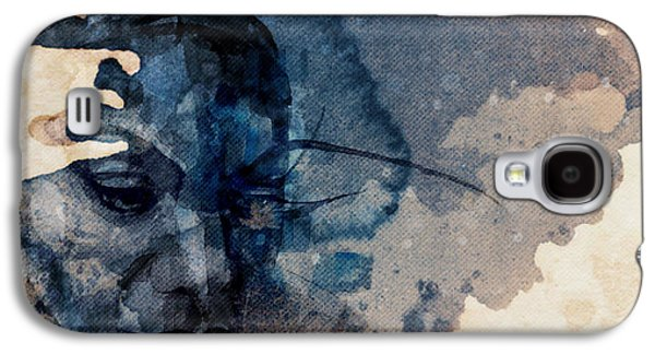 Young Gifted And Black - Nina Simone  Galaxy S4 Case by Paul Lovering