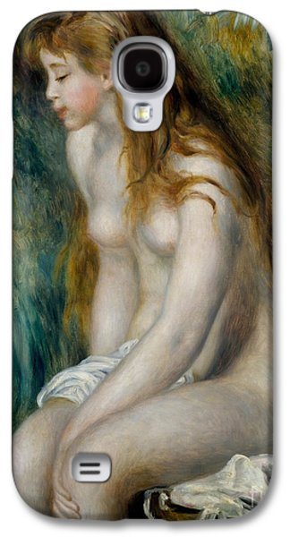 Young Girl Bathing, 1892 Galaxy S4 Case