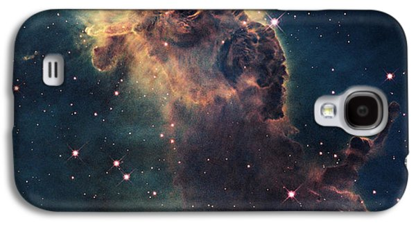 Young Stars Flare In The Carina Nebula Galaxy S4 Case
