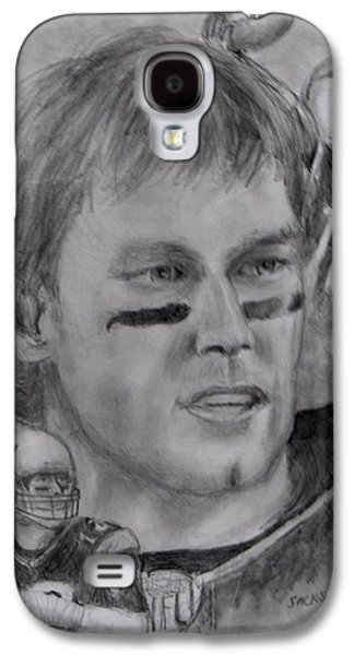 Young Tom Galaxy S4 Case by Jack Skinner
