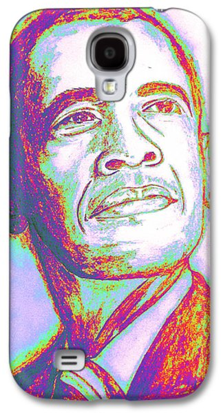 Your President  Galaxy S4 Case by Collin A Clarke