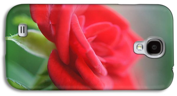 Your Soft Touch  Galaxy S4 Case by Kathy Bucari