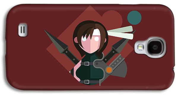 Yuffie Galaxy S4 Case by Michael Myers