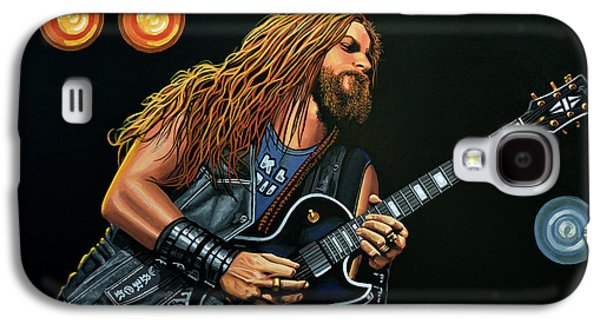 Zakk Wylde Galaxy S4 Case