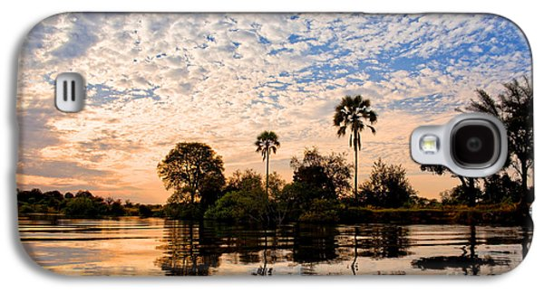 Zambezi Sunset Galaxy S4 Case by Delphimages Photo Creations