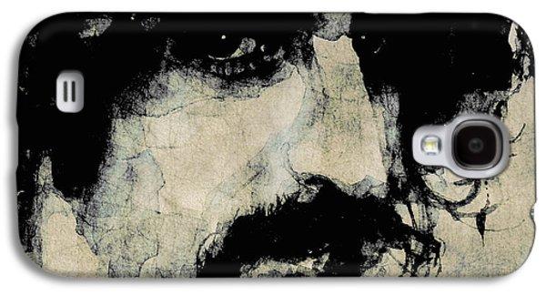 Zappa Galaxy S4 Case by Paul Lovering
