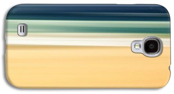 Zen Beach Galaxy S4 Case by Az Jackson