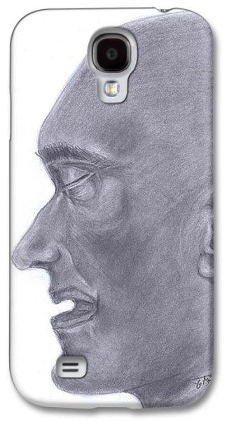 Zen Man Galaxy S4 Case by Robert Salter
