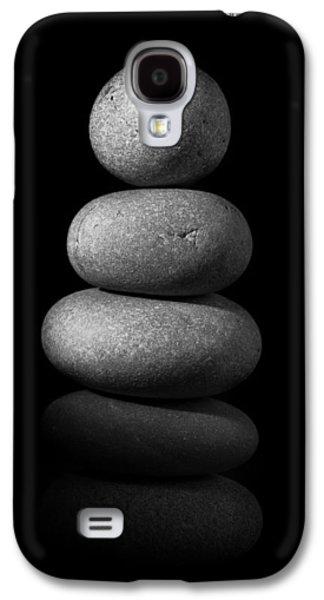 Zen Stones In The Dark II Galaxy S4 Case by Marco Oliveira