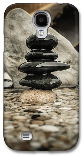 Zen Stones V Galaxy S4 Case by Marco Oliveira