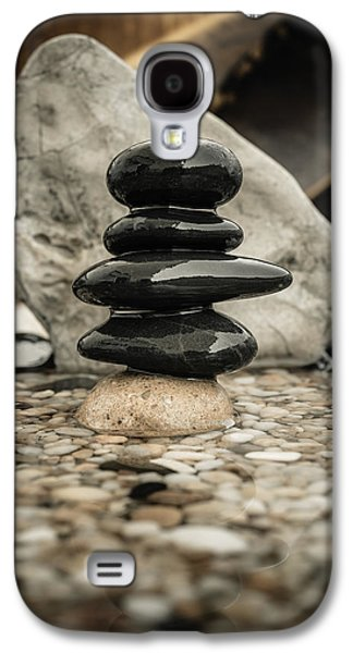 Zen Stones V Galaxy S4 Case by Marco Oliveira