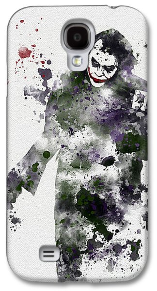 Zero Empathy Galaxy S4 Case by Rebecca Jenkins