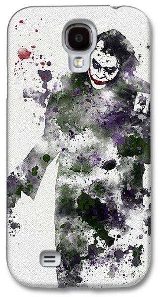 Knight Galaxy S4 Case - Zero Empathy by Rebecca Jenkins