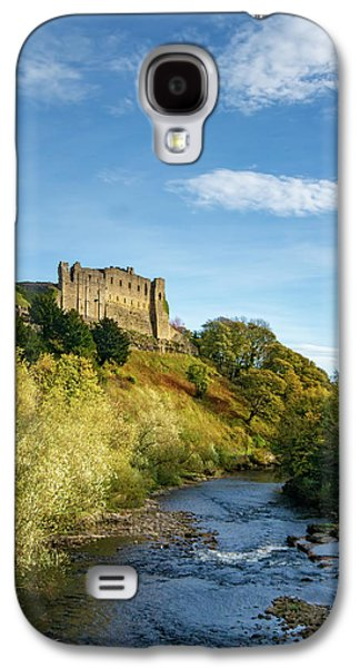 Castle Galaxy S4 Case - Richmond Castle by Smart Aviation
