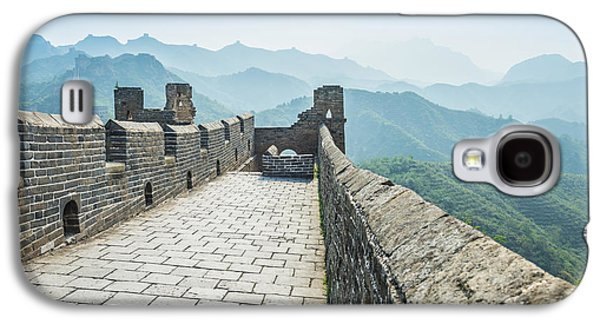 International Travel Galaxy S4 Case - The Great Wall Of China by Aphotostory