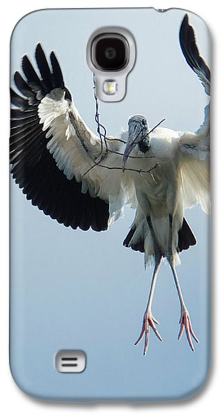 Woodstork Nesting Galaxy S4 Case