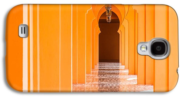Travel Galaxy S4 Case - Architecture Morocco Style - Vintage by Food Travel Stockforlife