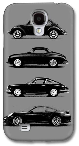 Car Galaxy S4 Case - Evolution by Mark Rogan
