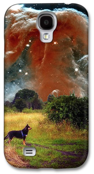 Galaxy S4 Case featuring the photograph Aspiring Lunar Rover Outer Space Image by Bill Swartwout Fine Art Photography