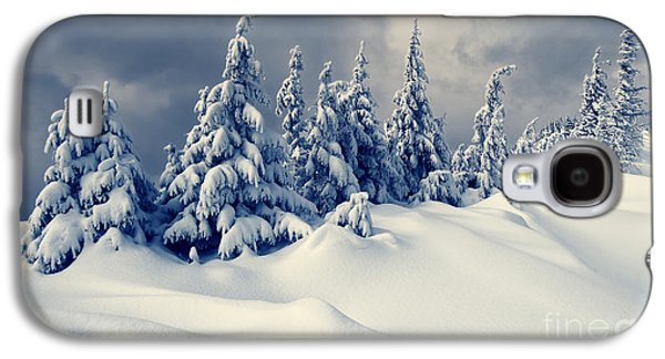 Travel Galaxy S4 Case - Beautiful Winter Landscape With Snow by Creative Travel Projects