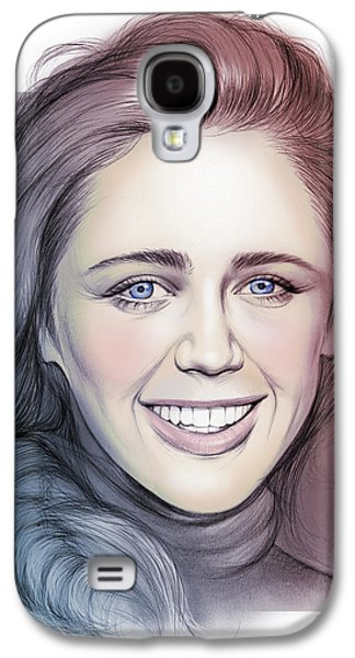 Daisy Galaxy S4 Case - Daisy Head by Greg Joens