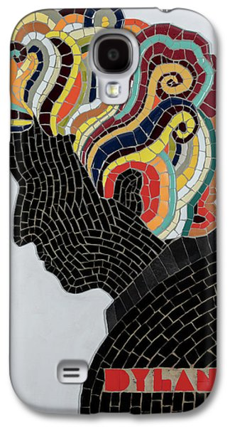 Robert Smith Music Galaxy S4 Case - Dylan by Tony Cepukas