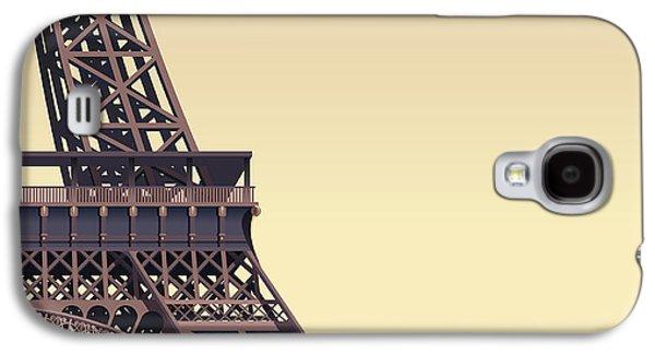 International Travel Galaxy S4 Case - Eiffel Tower At Sunset by Nikola Knezevic