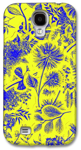 Orchid Galaxy S4 Case - Flora And Foliage by Jorgo Photography - Wall Art Gallery