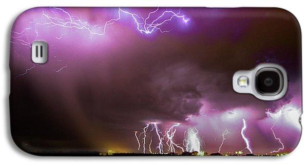 Nebraskasc Galaxy S4 Case - Just A Few Bolts 001 by NebraskaSC