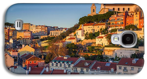 International Travel Galaxy S4 Case - Lisbon. Image Of Lisbon, Portugal by Rudy Balasko