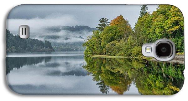 Loch Ard In Scotland Galaxy S4 Case