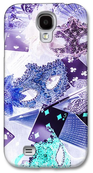 Magician Galaxy S4 Case - Magical Masquerade by Jorgo Photography - Wall Art Gallery