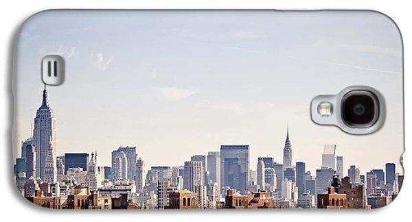 International Travel Galaxy S4 Case - New York City Skyline Taken From by Andrey Bayda