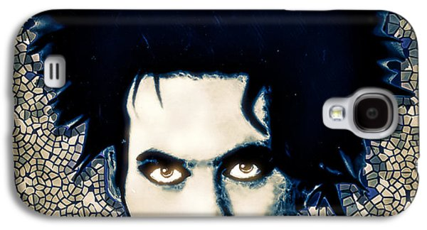 Robert Smith Music Galaxy S4 Case - Robert Smith Music Genius by Robert Radmore