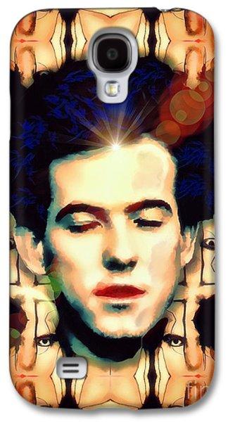 Robert Smith Music Galaxy S4 Case - Robert Smith True Genius by Robert Radmore