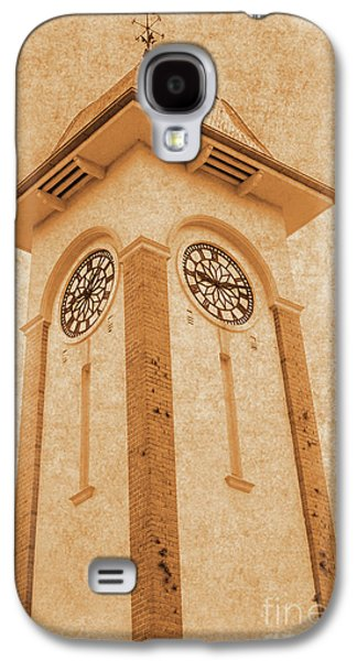 Old Town Galaxy S4 Case - Sandgate Town Hall by Jorgo Photography - Wall Art Gallery