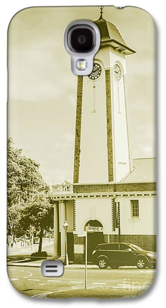 Old Town Galaxy S4 Case - Scenes From Old Sandgate by Jorgo Photography - Wall Art Gallery