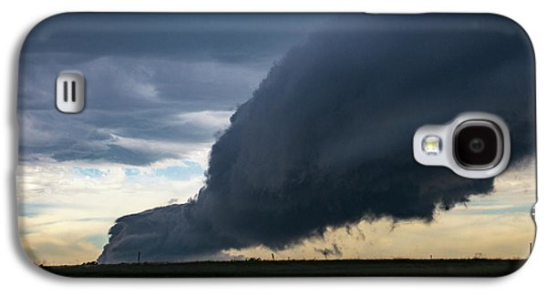 Nebraskasc Galaxy S4 Case - September Thunderstorms 003 by NebraskaSC