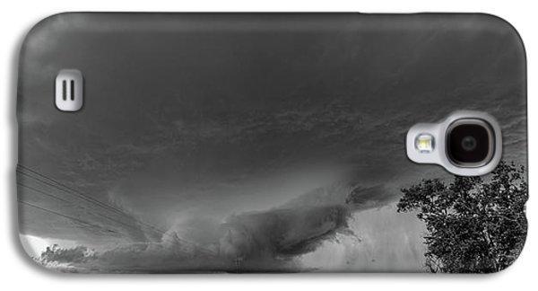 Nebraskasc Galaxy S4 Case - Storm Chasin In Nader Alley 007 by NebraskaSC