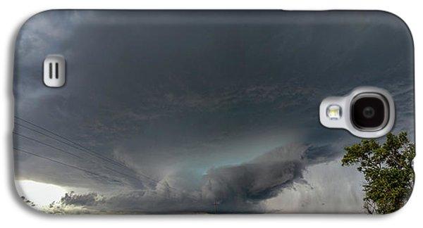 Nebraskasc Galaxy S4 Case - Storm Chasin In Nader Alley 008 by NebraskaSC