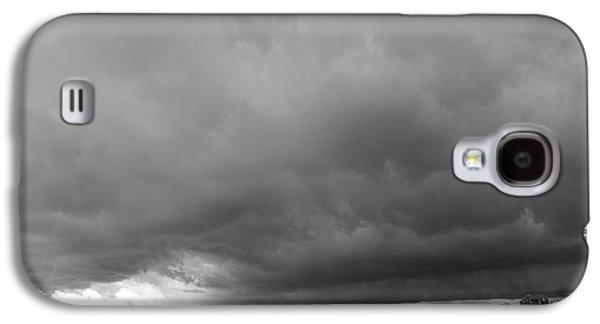Nebraskasc Galaxy S4 Case - Storm Chasin In Nader Alley 009 by NebraskaSC
