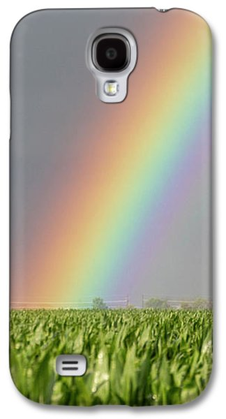Nebraskasc Galaxy S4 Case - Storm Chasing After That Afternoon's Naders 023 by NebraskaSC