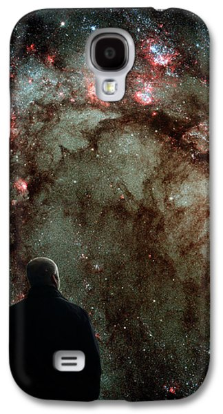 Galaxy S4 Case featuring the photograph To Boldly Go Where No Man Has Gone Before by Bill Swartwout Fine Art Photography