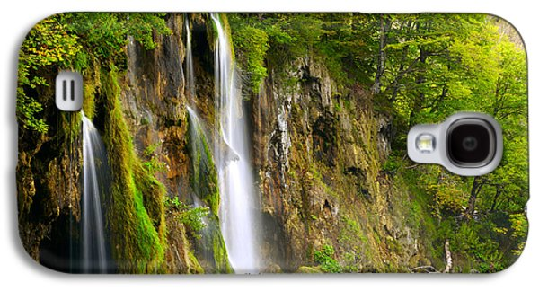Travel Galaxy S4 Case - Waterfall by Sj Travel Photo And Video