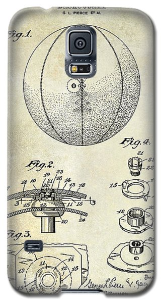 1927 Basketball Patent Drawing Galaxy S5 Case
