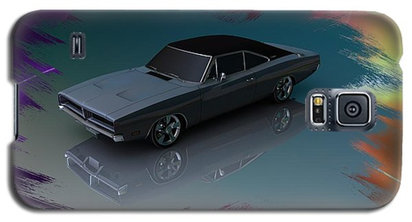 1969 Dodge Charger Galaxy S5 Case