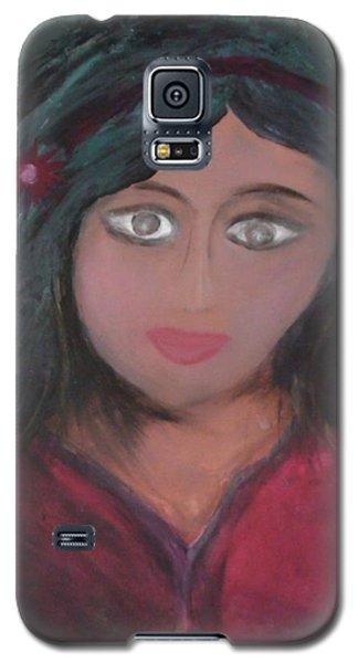 A Country Girl Galaxy S5 Case